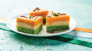 Independence Day Special Tricolor Recipes