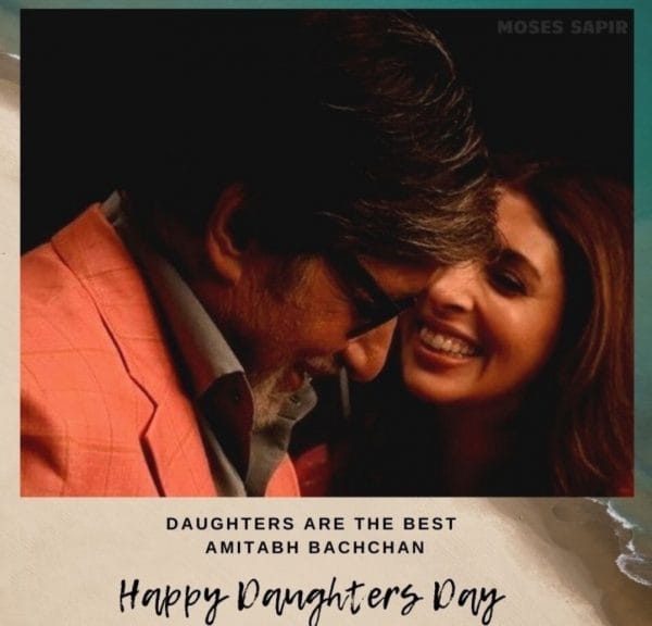 Daughter's Day, Bollywood